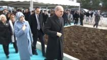 ÇANAKKALE ONSEKIZ MART ÜNIVERSITESI - Akbaş Şehitliği'nin Açılış Töreni