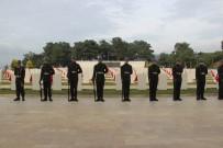 ÇANAKKALE ŞEHITLERI - Akbaş Şehitliği Törenle Açıldı
