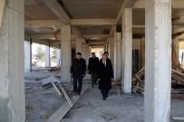 MEVLÜT YIĞIT - Akşehir Yeni Emniyet Müdürlüğü Binasına Kavuşuyor