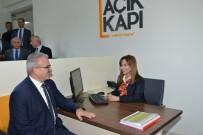 MÜNIR KARALOĞLU - Antalya'da 'Açık Kapı Milletin Kapısı' Projesi Başladı