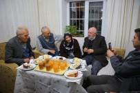 MUSTAFA ÖZCAN - Asırlık Ulu Çınara Yaş Günü Düzenlediler