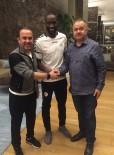 KONYASPOR - Atiker Konyaspor, Yatabare İle  2.5 Yıllık Sözleşme İmzaladı