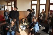 ADNAN MENDERES ÜNIVERSITESI - Aydın'da Kent Muhabirliği Uygulamalı Eğitim Programının Tanıtım Toplantısı Yapıldı