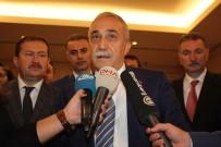 TARIM VE HAYVANCILIK BAKANLIĞI - Bakan Fakıbaba'dan 'et' açıklaması