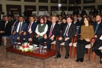 SEVGİ KURTULMUŞ - Bakan Kurtulmuş, Yeni Şehitlik Tasarımları Fikir Projesi Ödül Töreni'ne Katıldı