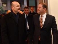 ALI KıLıÇ - Bakan Soylu ve CHP'li Başkan yan yana
