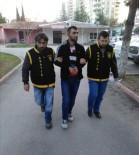 ÖZEL GÜVENLİK ŞİRKETİ - Banka Soymak İsterken Suçüstü Yakalanan Zanlı Suç Makinesi Çıktı