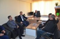 AHMET ÇAKıR - Başkan Çakır'dan MGTC'ye Ziyaret