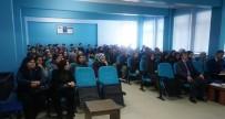 FEN EDEBİYAT FAKÜLTESİ - BEÜ, Kandilli Meslek Lisesi'nde Tanıtıldı