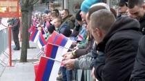SIRBİSTAN CUMHURBAŞKANI - Bosnalı Sırplar Anayasaya Aykırı 'Sırp Cumhuriyeti Günü'nü Kutladı
