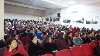 Burhaniye'de 'Modern Çağda Kadın Algısı' Konferansı İlgi Gördü