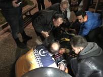 KATİL ZANLISI - Bursa'da Surların Dibinde Cinayet