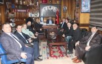 CUMHURİYET HALK PARTİSİ - CHP Merkez İlçe Yönetimi GMİS'i Ziyaret Etti