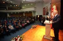 SEÇME VE SEÇİLME HAKKI - CHP Yenimahalle İlçe Kadın Kolları Olağan Kongresi Yapıldı