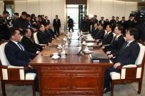 PYONGYANG - Çin temastan memnun