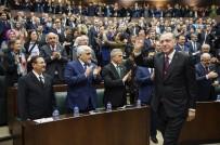 İBADET ÖZGÜRLÜĞÜ - Cumhurbaşkanı Erdoğan, 'Trenden Düşenler Düştükleri Yerde Kalır'