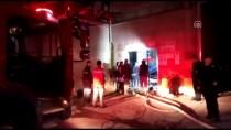 PAMUKKALE - Denizli'de Fabrika Yangını