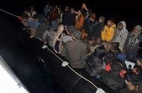 İNSAN TİCARETİ - Didim'de Göçmen Kaçakçılığına Yönelik Operasyon Düzenlendi