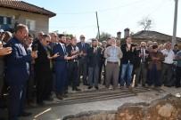 DOYRAN  - Doyran Caminin Temeli Atıldı