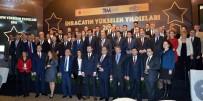 İHRACAT ŞAMPİYONLARI - Egeli İhracat Şampiyonlarına Ödülleri Bakan Zeybekci'den