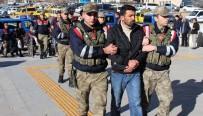 Elazığ'daki Terör Operasyonu Açıklaması2  Şüpheli Tutuklandı