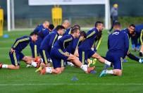Roberto Soldado - Fenerbahçe'de Josef Antrenmanı Yarıda Bıraktı