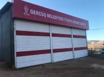 Gercüş Belediyesine Yeni İtfaiye Deposu Yapıldı