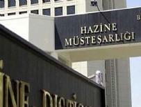 HAZINE MÜSTEŞARLıĞı - Hazine 1,9 milyar lira borçlandı