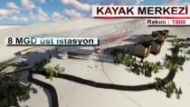 İç Anadolu'ya Yeni Bir Kayak Merkezi Kazandırılıyor