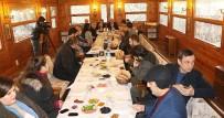 PARLAMENTO - İl Genel Meclis Başkanı Sözen, Gazetecilerle Bir Araya Geldi