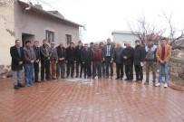 ÇARDAKLı - İncesu Belediye Başkanı Karayol Muhtarları Dinledi