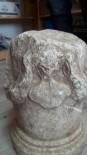 Isparta'da Okul Müdürü Tarihi Eser Buldu