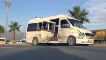 Kahramanmaraş'ta Öğrenci Servisleri Çarpıştı Açıklaması 9 Yaralı