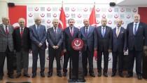 BILIRKIŞI - Kamu-Sen'den BBP'ye 'Geçmiş Olsun' Ziyareti