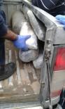 İNCIRLIK - Kamyonetin Zulasından 23 Kilo 800 Gram Esrar Çıktı