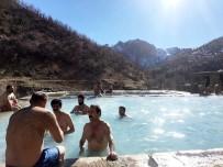 KATO DAĞı - Karlı Dağ Manzaralı Kaplıca Keyfi