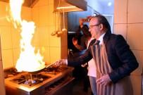 KUZEY EGE - Kaymakam Öner 6 Çeşit Yemek Pişirdi