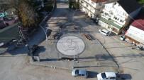 AYDINLATMA DİREĞİ - Kefken Meydanı Yenilendi