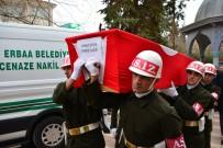 CENAZE NAMAZI - Kıbrıs Gazisi İçin Tören Düzenlendi
