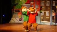 Köy Çocukları İlk Kez Tiyatroyla Tanıştı