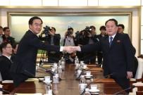 ÇİN - Kuzey Kore Açıklaması 'Silahlarımız Yalnızca ABD'yi Hedef Alıyor'