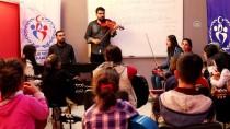 Liceli Gençler Sanatla Buluşturuluyor