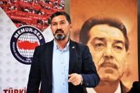 TOPLUM MÜHENDISLIĞI - Memur-Sen İl Başkanı Uçak Açıklaması 'Medya Milletin Vicdanı Olmalıdır'