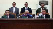 MÜEBBET HAPİS - Mısır'daki Yargılamalar
