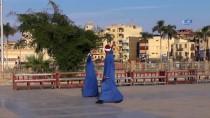 DÖVÜŞ SANATI - Mısır'ın Eski Dövüş Sanatı Tahteeb Yeniden Canlandırılıyor