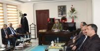 EYLEM PLANI - Muradiye'de İlçe Müftüleri Toplantısı