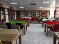EDEBIYAT - Okul Kütüphanesi İçin Kitap Kampanyası Başlatıldı