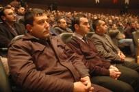ÖZEL GÜVENLİK GÖREVLİSİ - Polis Başmüfettişi Kırmızıgül Açıklaması 'Suçlunun, Teröristin Vicdanı Olmaz'