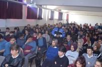 ÇAĞRI MERKEZİ - Polislerden, Öğrencilere 'Kişisel Güvenlik Ve Suçtan Korunma' Eğitimi Verildi