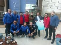 SEMIH ŞENTÜRK - Şampiyonlar Eskişehirspor'u Ziyaret Etti